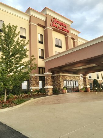 Hampton Inn and Suites Tulsa Hills: Hampton Inn & Suites Tulsa Hills