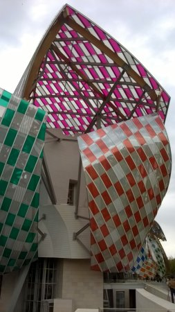 ‪Fondation Louis Vuitton‬