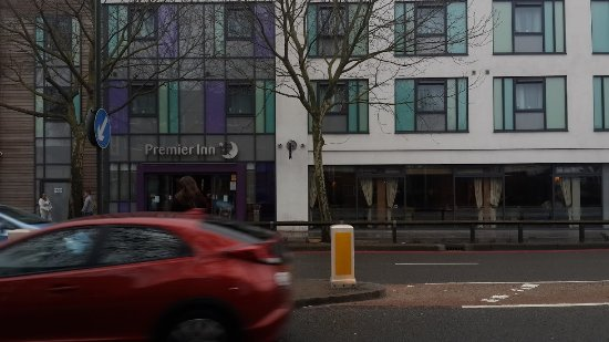 Zdjęcie Premier Inn London Richmond Hotel