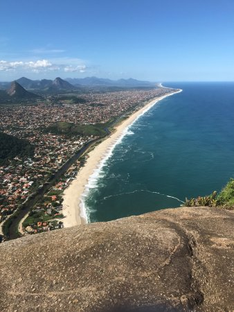 Pedra do Elefante Trail