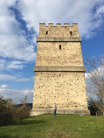 Kirchschlag in der Buckligen Welt, Austria: Burgruine Kirchschlag