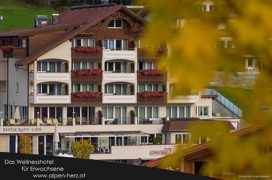 Ladis, Østrig: Romantik & Spa Alpen-Herz