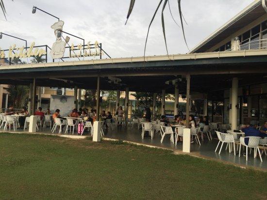 tanjung aru beach lucys kitchen - Lucys Kitchen
