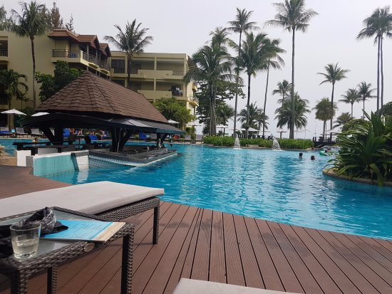 from room with pool access picture of phuket marriott. Black Bedroom Furniture Sets. Home Design Ideas