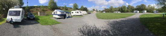 ‪‪Little Budworth‬, UK: Shays Farm Caravan Camping Site‬