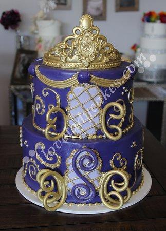 Brilliant Custom Birthday Cakes Picture Of Ladycakes Cape Coral Tripadvisor Personalised Birthday Cards Petedlily Jamesorg