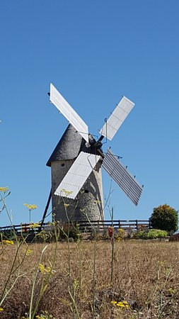 Moulin a Vent du Cluzelet