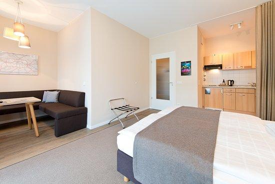 ApartHotel Residenz Am Deutschen Theater: Junior Apartment