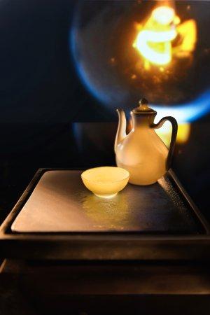 Uv food lunar mushroom picture of ultraviolet by paul for X uv cuisine