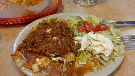 Joelton, TN: enchiladas !