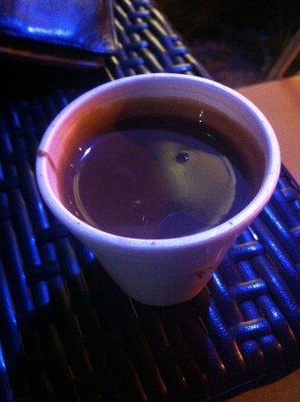 Taguatinga, DF: chocolate quente