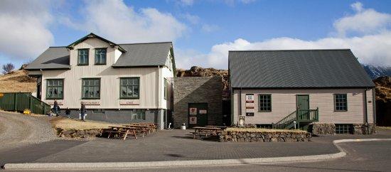 Borgarnes, أيسلندا: Settlement Center / Landnámssetur