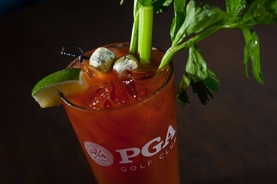 Port Saint Lucie, FL: Great Bloody Mary!