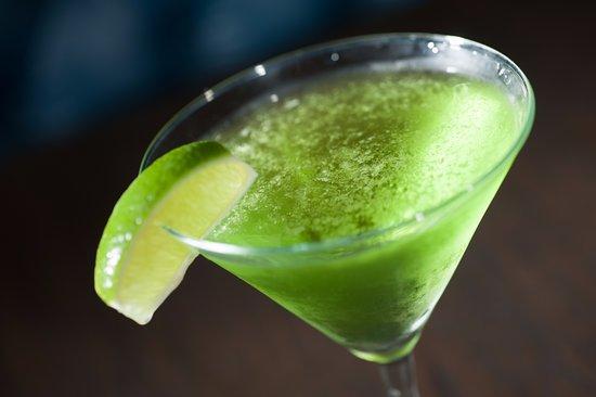 Port Saint Lucie, FL: Sour Apple Martini!
