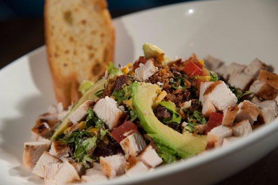Port Saint Lucie, FL: Taplow Chop Salad!