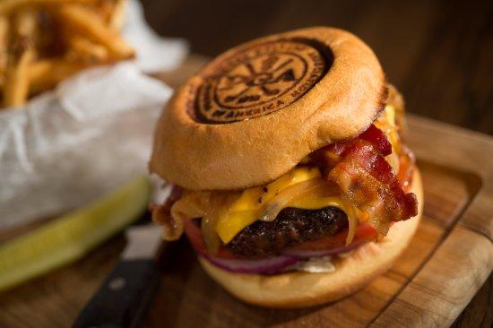 Port Saint Lucie, FL: Taplow Burger!