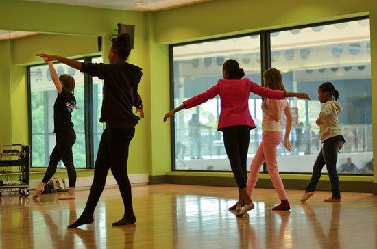 Northolt Leisure Centre - Dance Studio