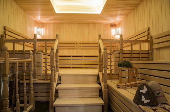Burnaby, Canadá: Vancouver's hidden Gem! A bit of wellness from all over the world! Art of Sauna takes you to Rus