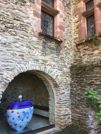 Belcastel, France: When architecture meets art !