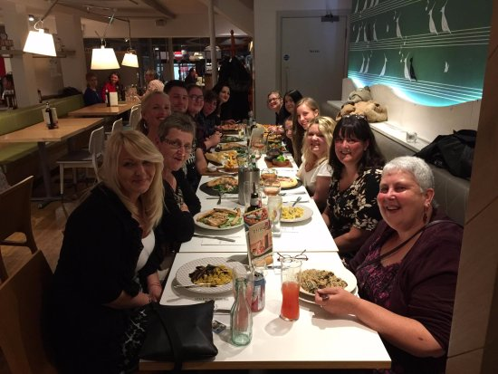 Ask Italian - Lewes: Great evening out