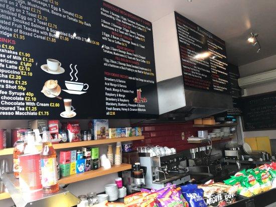 Riveresque Cafe: photo1.jpg