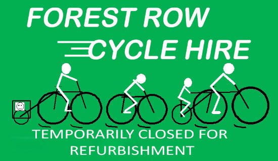 ‪Forest Row Cycle Hire‬