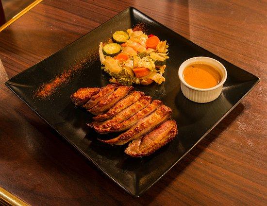 Restaurant la table du boucher dans arcachon avec cuisine - Restaurant la table du boucher arcachon ...