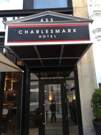 picture of charlesmark hotel boston. Black Bedroom Furniture Sets. Home Design Ideas