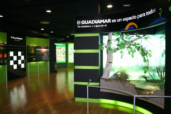 Visiter Center Guadiamar