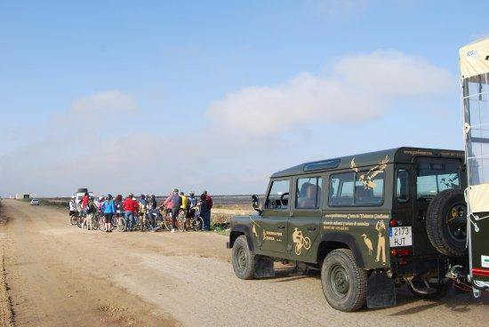 Aznalcazar, Espanha: Ruta hacia la Marisma con Guadiamar Educa