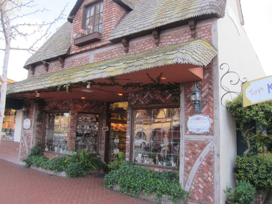 Edelweiss Shop not to be missed in Solvang
