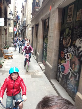 Cruising Barcelona Bike Tours: photo2.jpg