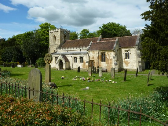St Michael & All Angels, Brodsworth