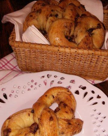 Martin House Inn: Breakfast Treats