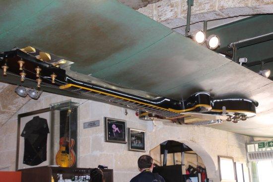 Hard Rock Cafe Malta Waterfront Menu