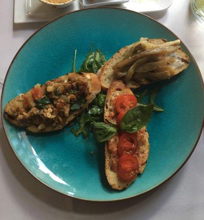 Cucina Italiana: Heerlijke bruscetta
