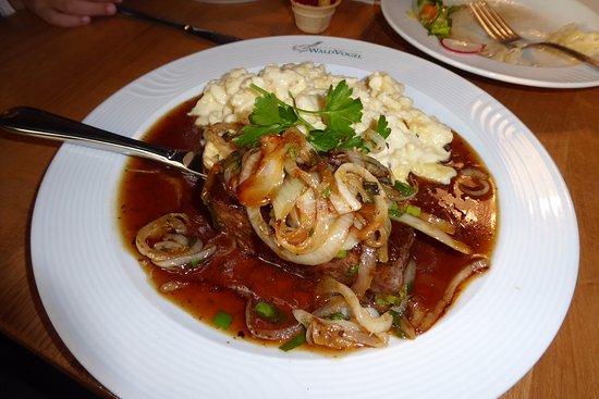 Leipheim, Germany: my delicious dinner