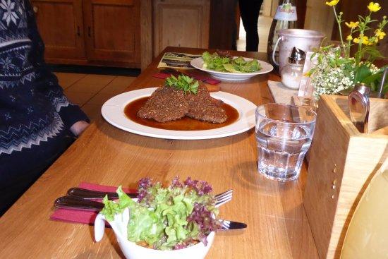 Leipheim, Germany: dinner