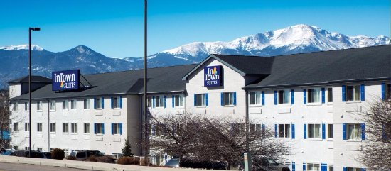 Colorado Springs Extended Stay Hotel Photo