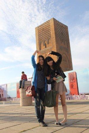 Visitas Guiadas de Marrakech : 摩洛哥旅行   在撒哈拉