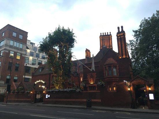 St Pauls Hotel London Hammersmith Tripadvisor