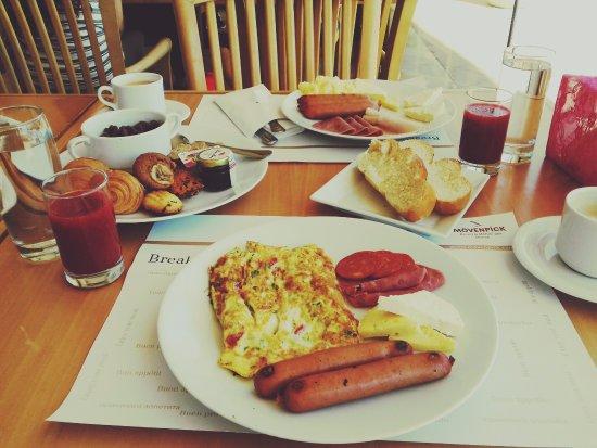 Moevenpick Resort & Marine Spa Sousse: le petit déjeuner