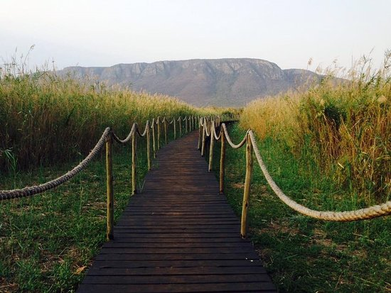 Mkuze, South Africa: Ghost Mountain Inn