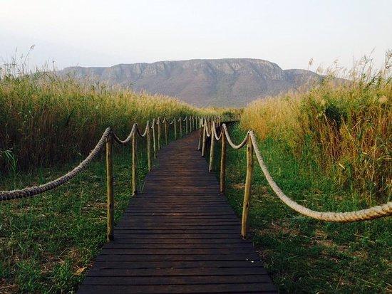 Mkuze, Afrika Selatan: Ghost Mountain Inn