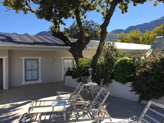 The Last Word Franschhoek: Quarto