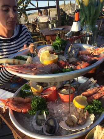Scharendijke, هولندا: Fruit de Mer