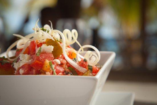Maya Beach Hotel Bistro : Watermelon Salad