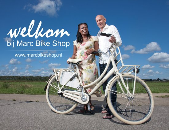 ‪Marc Bike Shop‬