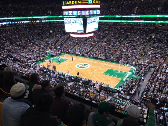 Picture Of Td Garden Boston Tripadvisor