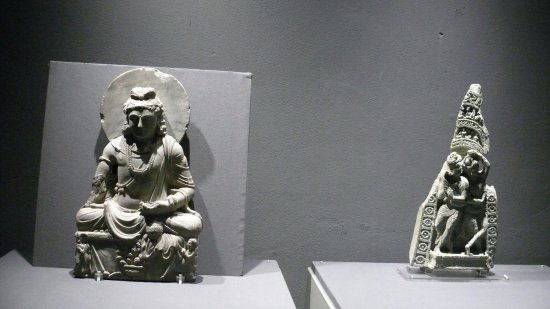 MAO - Museo d'Arte Orientale : art du Gandhara)
